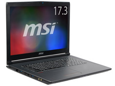 Ноутбук MSI GF72 8RD-085RU 9S7-179F32-085 (Intel Core i5-8300H 2.3GHz/8192Mb/1000Gb/No ODD/nVidia GeForce GTX 1050 Ti 4096Mb/Wi-Fi/Bluetooth/17.3/1920x1080/Windows 10 64-bit)