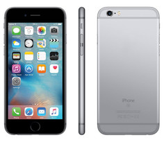 Сотовый телефон APPLE iPhone 6S - 32Gb Space Gray MN0W2RU/A