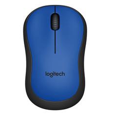 Мышь Logitech M220 Silent Blue 910-004879
