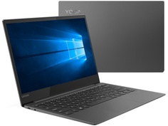 Ноутбук Lenovo Yoga S730-13IWL Grey 81J0002KRU (Intel Core i7-8565U 1.8 GHz/16384Mb/256Gb SSD/Intel HD Graphics/Wi-Fi/Bluetooth/Cam/13.3/1920x1080/Windows 10 Home 64-bit)