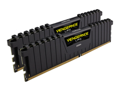 Модуль памяти Corsair Vengeance LPX DDR4 DIMM 2133MHz PC4-17000 CL13 - 16Gb KIT (2x8Gb) CMK16GX4M2A2133C13