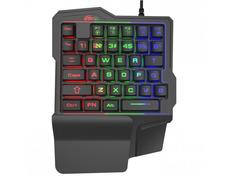 Кейпад Ritmix RKB-209 BL Gaming