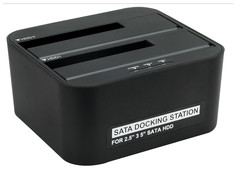 Док-станция AgeStar Docking Station 3UBT6-6G Black
