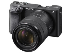 Фотоаппарат Sony Alpha A6400M Kit 18-135 mm F/3.5-5.6 E OSS Black