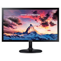 Монитор Samsung S24F350FHI Black