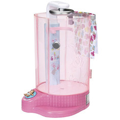 Душевая кабинка для куклы Zapf Creation Baby born 823-583