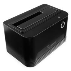 Док-станция Gembird HD32-U3S-4 USB 3.0 SATA Black для 2.5/3.5-inch HDD/SSD