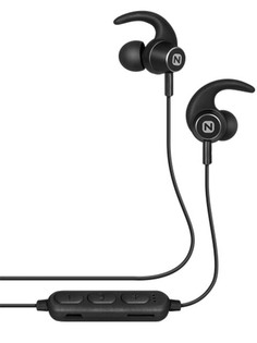 Nobby Comfort S-115 с MP3 плеером Metal Black NBC-BH-42-64