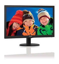 Монитор Philips 223V5LSB2