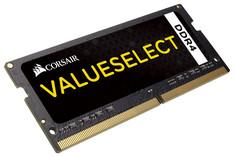 Модуль памяти Corsair ValueSelect DDR4 SO-DIMM 2133MHz PC4-17000 CL15 - 8Gb CMSO8GX4M1A2133C15
