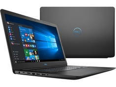 Ноутбук Dell G3-3779 G317-7671 Black (Intel Core i7-8750H 2.2 GHz/16384Mb/2000Gb + 256Gb SSD/nVidia GeForce GTX 1060 6144Mb/Wi-Fi/Bluetooth/Cam/17.3/1920x1080/Windows 10 64-bit)