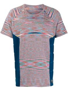 Adidas футболка с принтом тай-дай