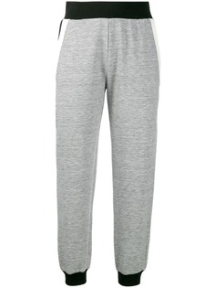Givenchy декорированные спортивные брюки