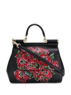 Dolce & Gabbana сумка на плечо Sicily среднего размера