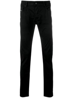Diesel джинсы кроя слим с заниженной талией