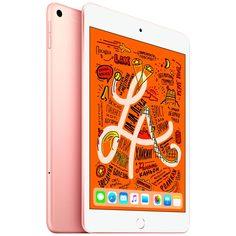 Планшет Apple iPad mini 7.9 WF+CL 256Gb Gold MUXE2RU/A