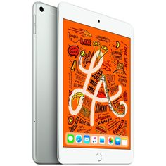 Планшет Apple iPad mini 7.9 WF+CL 256Gb Silv MUXD2RU/A
