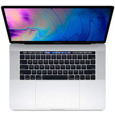 Ноутбук Apple MacBookPro 15 TB Core i9 2,4/16/1TBSSD RP560X Sil