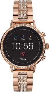 Женские часы в коллекции Q Venture HR Женские часы Fossil FTW6011