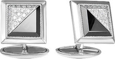 Запонки Серебро России 2004-52489