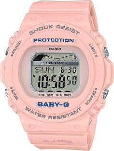 Японские женские часы в коллекции Baby-G Женские часы Casio BLX-570-4ER