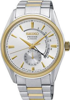 Японские мужские часы в коллекции Presage Мужские часы Seiko SSA352J1