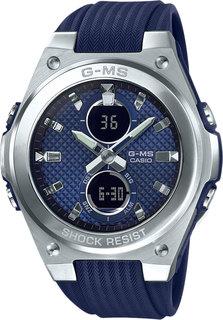 Японские женские часы в коллекции Baby-G Женские часы Casio MSG-C100-2AER