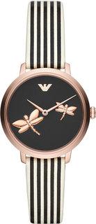 Женские часы в коллекции Modern Slim Женские часы Emporio Armani AR11232