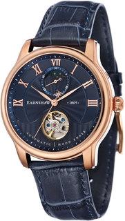 Мужские часы в коллекции Longitude Мужские часы Earnshaw ES-8066-06