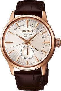 Японские мужские часы в коллекции Presage Мужские часы Seiko SSA346J1