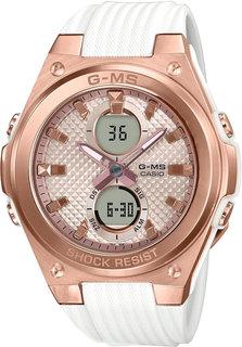 Японские женские часы в коллекции Baby-G Женские часы Casio MSG-C100G-7AER