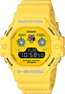 Японские мужские часы в коллекции G-SHOCK Мужские часы Casio DW-5900RS-9ER