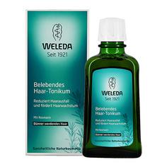 Тоник для роста волос WELEDA с розмарином укрепляющий 100 мл