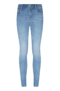 Голубые джинсы Levis