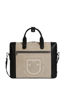 Комбинированная сумка Titano Furla