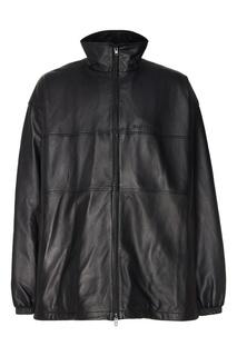 Куртка из кожи ягненка Balenciaga Man