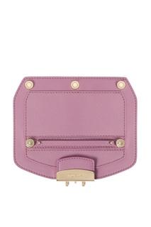 Съемный розовый клапан для сумки Metropolis Furla