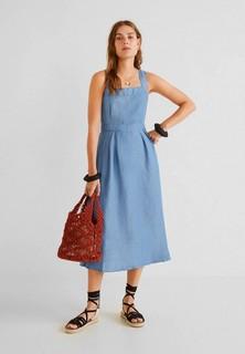 Платье Mango - BLUSH