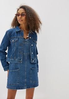 Куртка джинсовая Mango - CROPPED