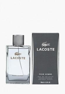 Туалетная вода Lacoste Pour Homme 100 мл