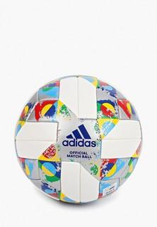 Мяч футбольный adidas UEFA OMB NL Log