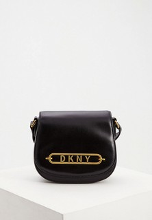 Сумка DKNY GEMINI - SMALL SADDLE - VACCHETTA