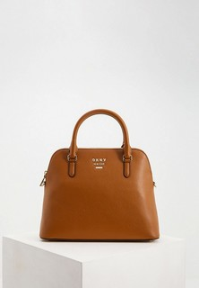 Сумка DKNY WHITNEY - LARGE DOME SATCHEL - PEBBLE