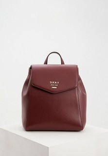 Рюкзак DKNY WHITNEY - FLAP BACKPACK - PEBBLE