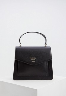 Сумка DKNY WHITNEY - NS TH SATCHEL - PEBBLE