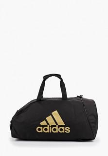 Сумка спортивная adidas Combat Training 2 in 1 Camo Bag Combat Sport