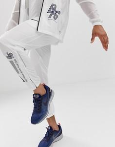 Белые спортивные брюки Nike Running BRS pack - Белый