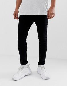 Черные джинсы скинни Brave Soul - Черный