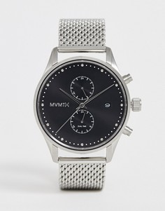 Серебристые часы MVMT - Voyager - Серебряный