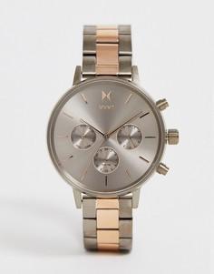 Наручные часы из разных металлов MVMT - Nova - Золотой
